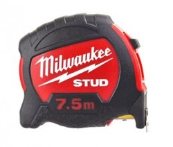 MILWAUKEE 48229908 Рулетка STUD 7.5 метров