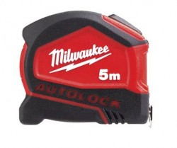 MILWAUKEE 4932464663 Рулетка AUTOLOCK 5 метров