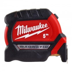 MILWAUKEE 4932464599 Рулетка магнитная GEN III 5м ширина 27мм