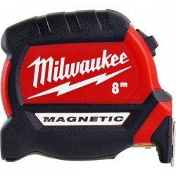 MILWAUKEE 4932464600 Рулетка магнитная GEN III 8м / ширина 27мм